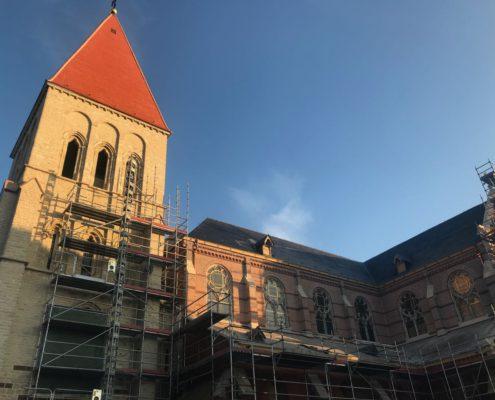 Restauratie Kerk Berlaar